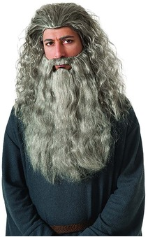 Gandalf Lord Of The Rings Wig & Beard
