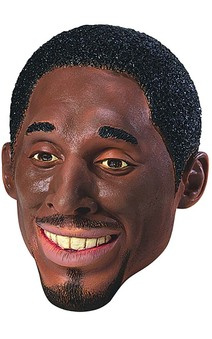 Kobe Bryant La Lakers Adult Mask
