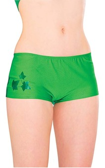 Adult Poison Ivy Shorts Pants