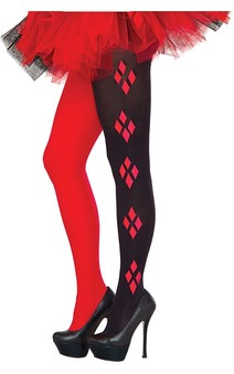 Adult Harley Quinn Stockings Tights