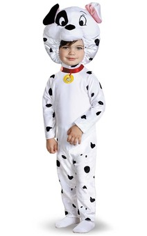 101 Dalmatians Dog Child Costume