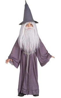 Gandalf Wizard Child Costume