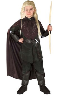 Legolas Child Lord of the Rings Costume