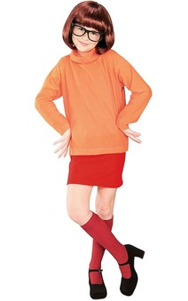 Scooby- Doo Velma Child Costume