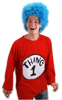 Dr. Seuss Thing 1 Costume Kit