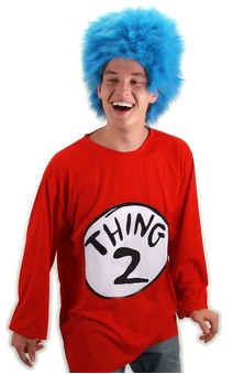 Dr. Seuss Thing 2 Costume Kit