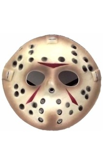 Jason Voorhees Deluxe Eva Hockey Mask