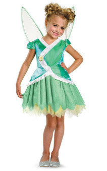 Tinkerbell Fairy Child Costume