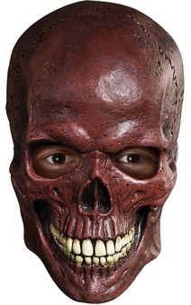 Blood Skull Adult Skeleton Mask