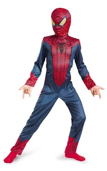 Amazing Spiderman Toddler Teen Costume