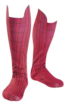 Amazing Spiderman Adult Boot Covers
