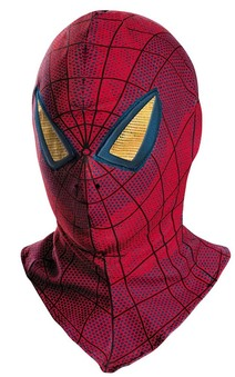 Amazing Spiderman Adult Mask