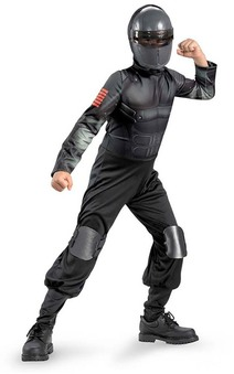 G.i. Joe Retaliation Snake Eyes Child Costume