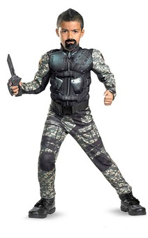 G.i. Joe Retaliation Roadblock Child Costume