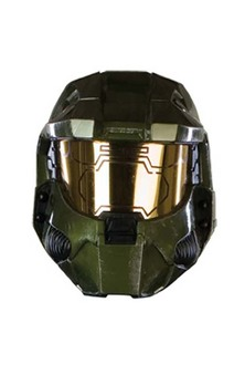 Master Chief Deluxe Halo Mask