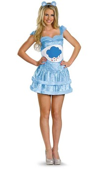 Care Bears Grumpy Bear Adult Costume