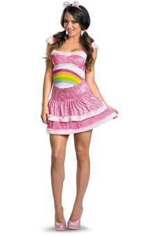 Care Bears Cheer Bear Adult Costume