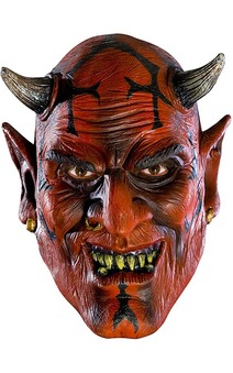 Evil Spirit Devil Adult Mask
