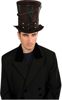 Steampunk Hat Costume Accessory