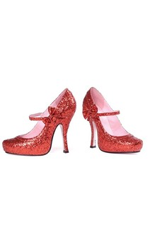 Dorothy Ruby Slipper Adult Shoes