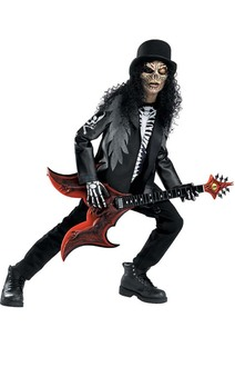 Cryptic Grave Rocker Childs Costume