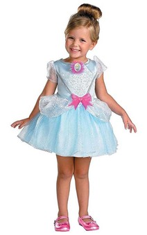 Cinderella Ballerina Child Toddler Costume