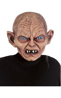 Gollum Mask Lord Of The Rings Adult Mask