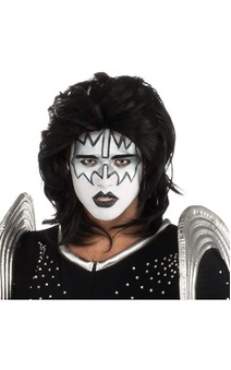 The Spaceman KISS Wig