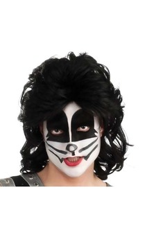 The Catman KISS Wig