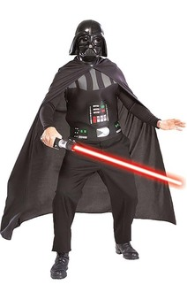 Darth Vader Star Wars Adult Costume Kit