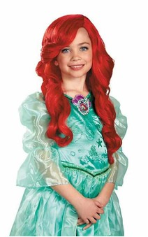 Ariel Child Wig Little Mermaid
