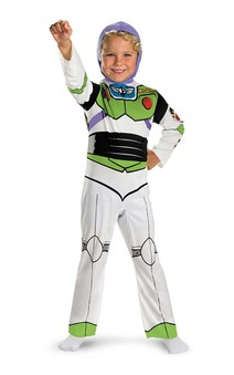 Disney Toy Story - Buzz Lightyear Classic Child Costume