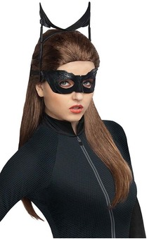 Batman The Dark Knight Rises Catwoman Adult Wig