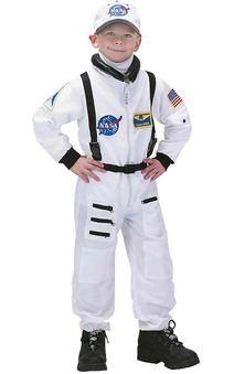 Astronaut Child Nasa Costume
