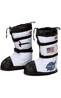 Astronaut Nasa Child Boots