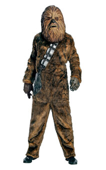 Deluxe Chewbacca Adult Star Wars Costume