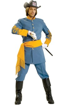 Confederate Soldier Army Civil War Adult Costume