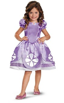 Sofia The 1st Childs Costume
