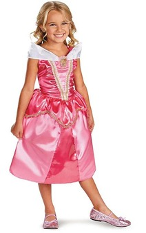 Aurora Sleeping Beauty Child & Toddler Costume
