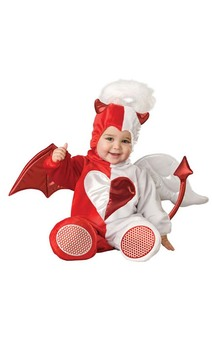 Angel Devil Jumpsuit Toddler Costume