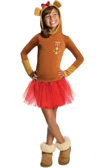 Cowardly Lion Wizard Of Oz Hoodie Tutu Child Costume