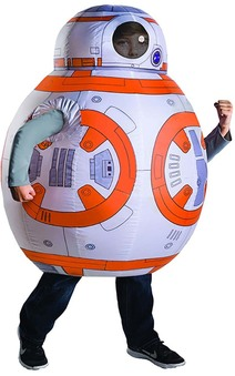 Bb-8 Inflatable Star Wars Child Costume