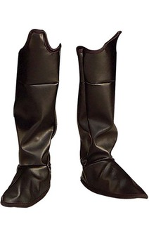 Zorro Child Deluxe Boot tops covers