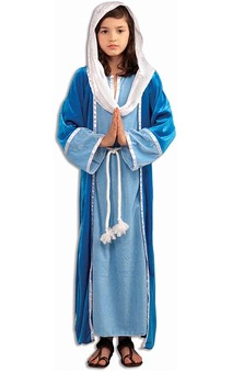 Deluxe Virgin Mary Child Costume