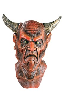Demon Lord Devil Latex Mask