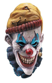 Insano Adult Latex Clown Mask
