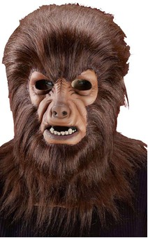 Wolf Man Collector Edition Costume Mask