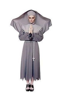 Flying Nun Sister Spirit Adult Costume