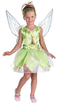 Disney Tinkerbell Fairy Child Costume