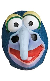 The Muppets Gonzo Latex Mask